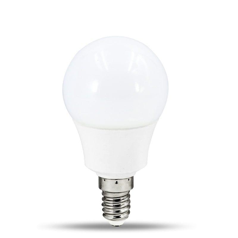 Lampadina led 7 watt attacco e14 ecoworld for Lampadine a led e14