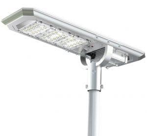 lampione da esterno energia solare 3000 lumen ultima generazione