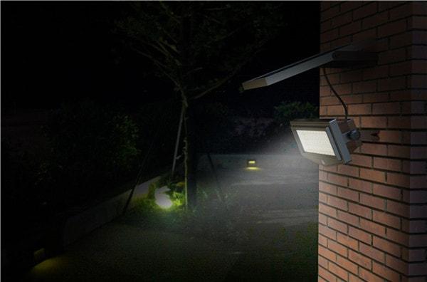 Illuminazione esterna solare images lione solare led lione