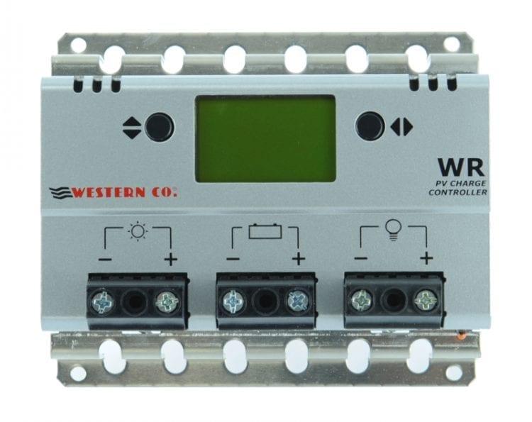 Regolatore di carica western WR-30
