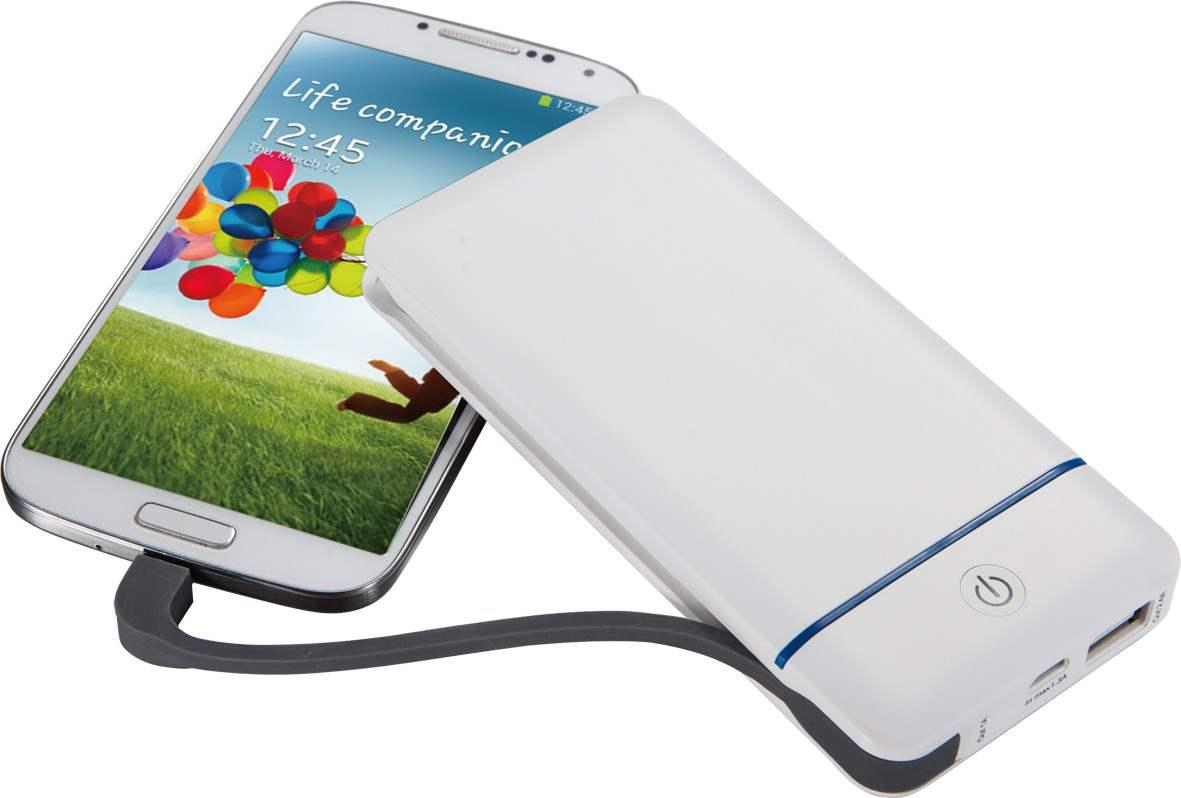 Caricabatterie Portatile per ricarica cellulare