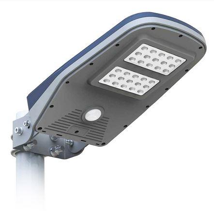 Lampione Led Energia Solare con Sensore di Movimento