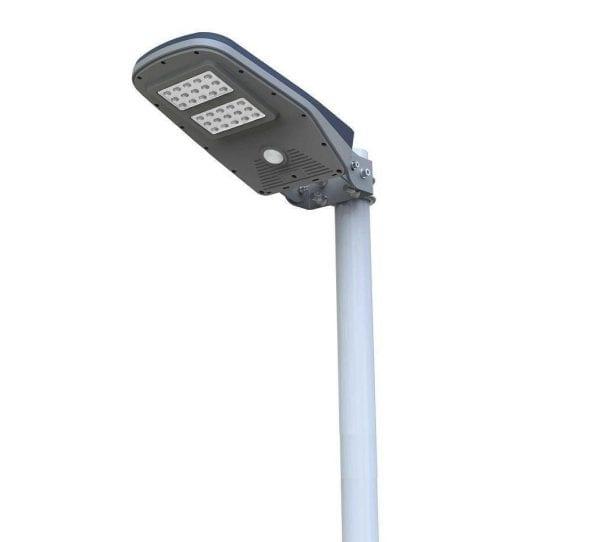 Lampione Giardino ad Energia Solare
