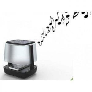 Diffusore Audio ad Energia Solare