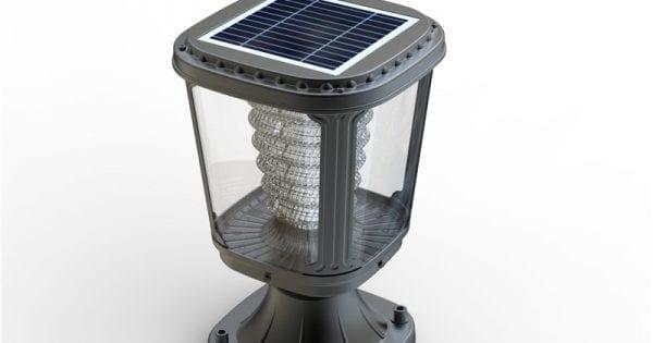 Lampada da esterno a led ad energia solare ecoworld shop