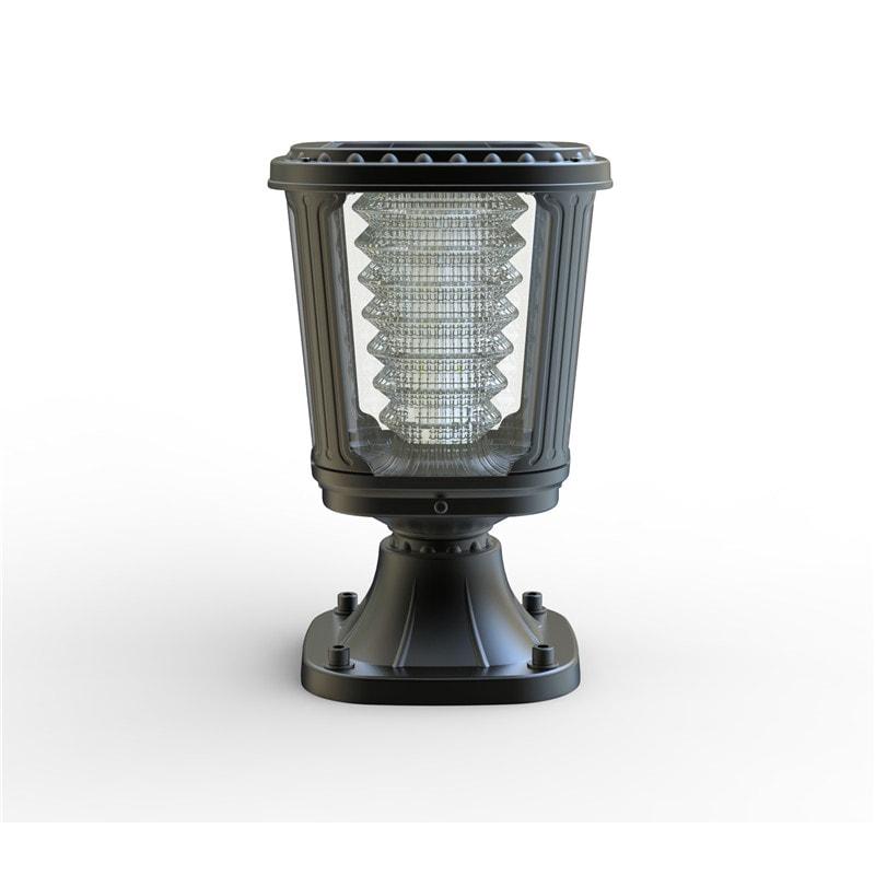 Lampada da esterno a led ad energia solare ecoworld for Filtro per laghetto ad energia solare