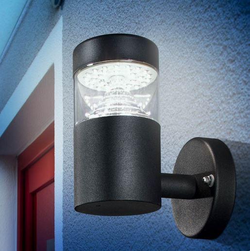 Applique led flusso luminoso 210 lumen, colore della luce bianco freddo