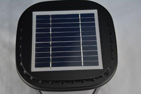 Pannello Fotovoltaico della lampada da esterno solare