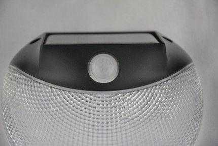 Lampada da parete energia solare sensore di movimento