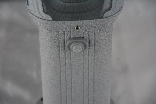 Lampada solare per viale sensore di movimento