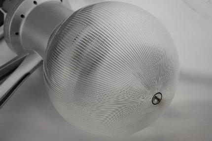 Corpo illuminante del lampione ad energia solare MOON-1500