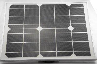 Pannello fotovoltaico del lampione ad energia solare MOON-1500