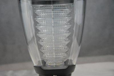 Led interni alla lampada solare