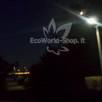Lampioni Energia Solare Illuminazione Laguna Orbetello