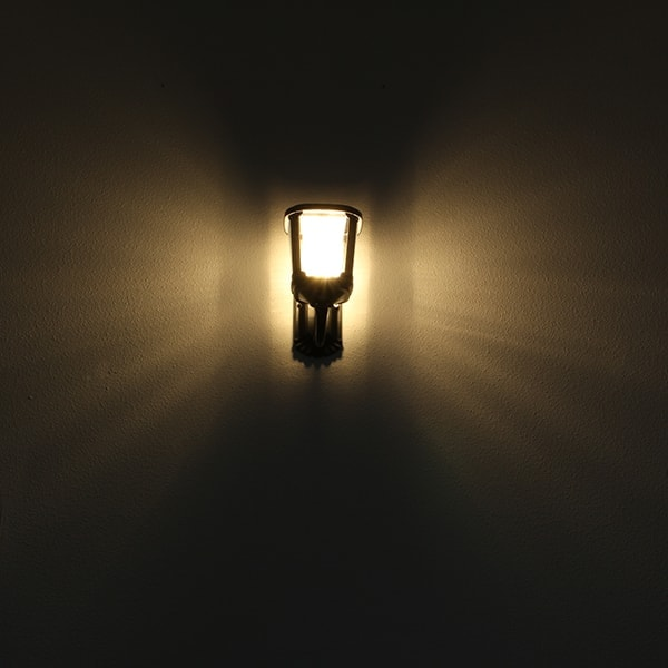 Illuminazione solare con lampada solare a led
