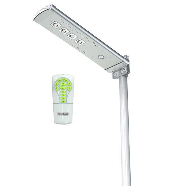Pannello Solare Per Luce Scale : Lampione solare con pannello fotovoltaico ecoworld shop