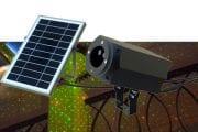 luminarie natalizie energia solare