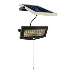 faro a led da esterno solare