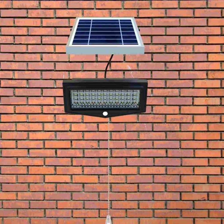 faretto solare da esterno