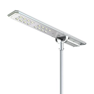 Lampione stradale ad energia solar