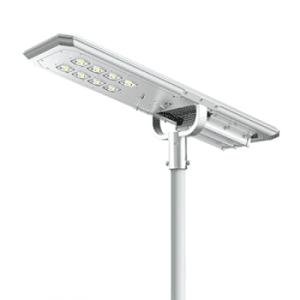 lampione stradale solare