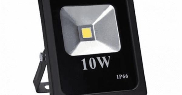 Faretto led v v faro led watt ecoworld shop