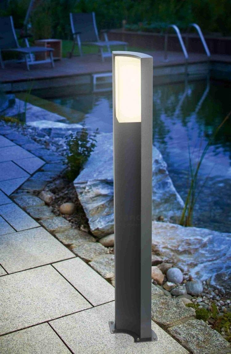 Lampioncino led per illuminazione vialetto