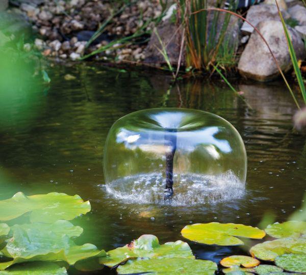 Pannello Solare Per Laghetto : Pompa solare per laghetto fontana l h