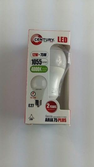 illuminazione 12/24 volt per kit fotovoltaici