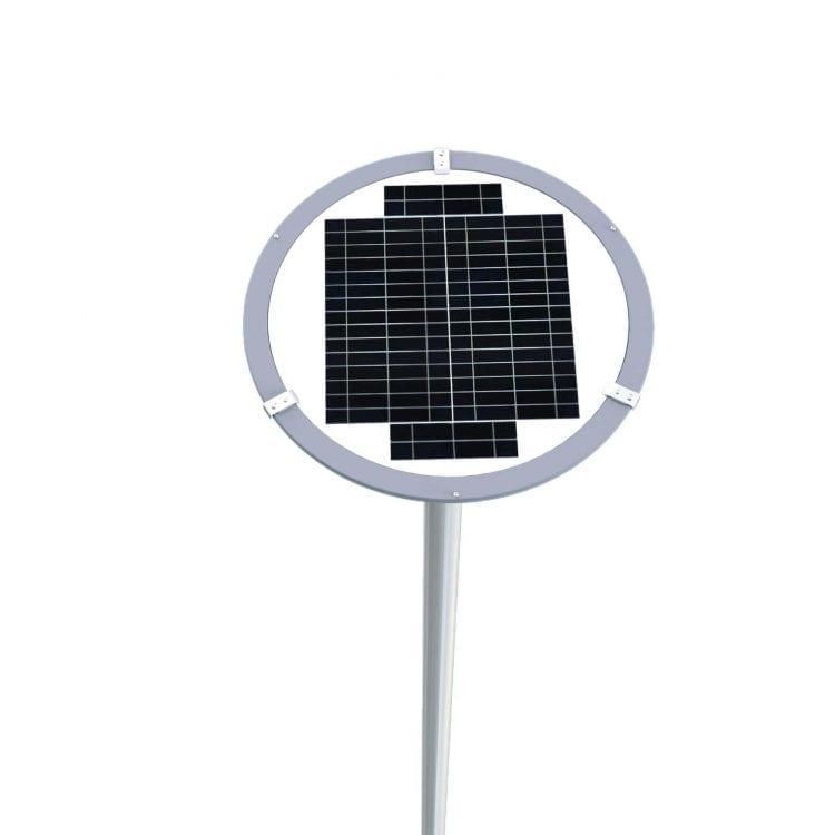 Pannello fotovoltaico 18 watt del lampione solare