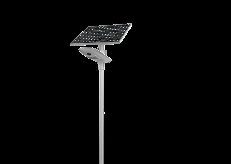 lampione led solare stradale