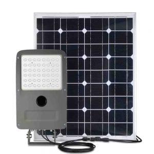 illuminazione a energia solare professionale alta luminosità