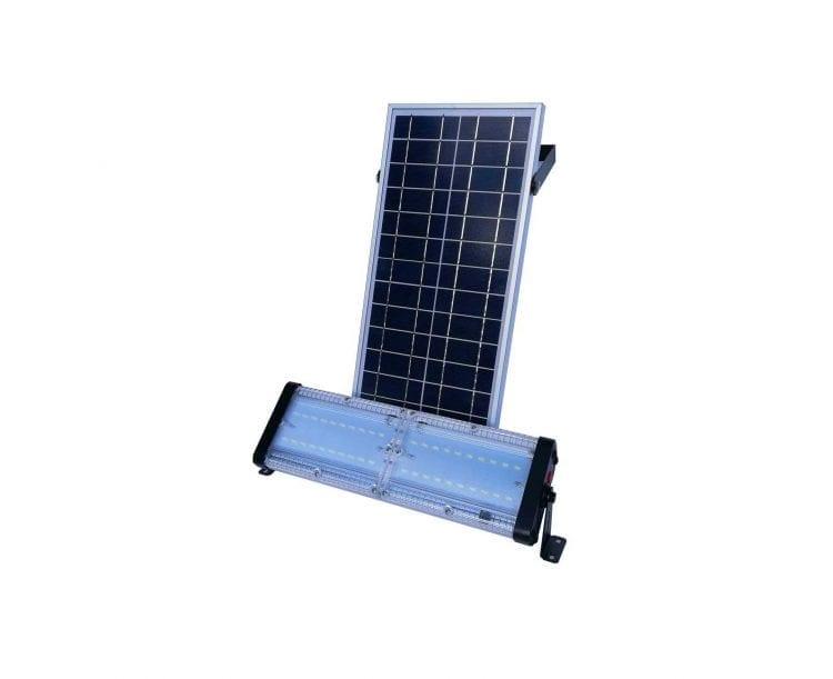 Faro ad energia solare da 4000 lumen potente