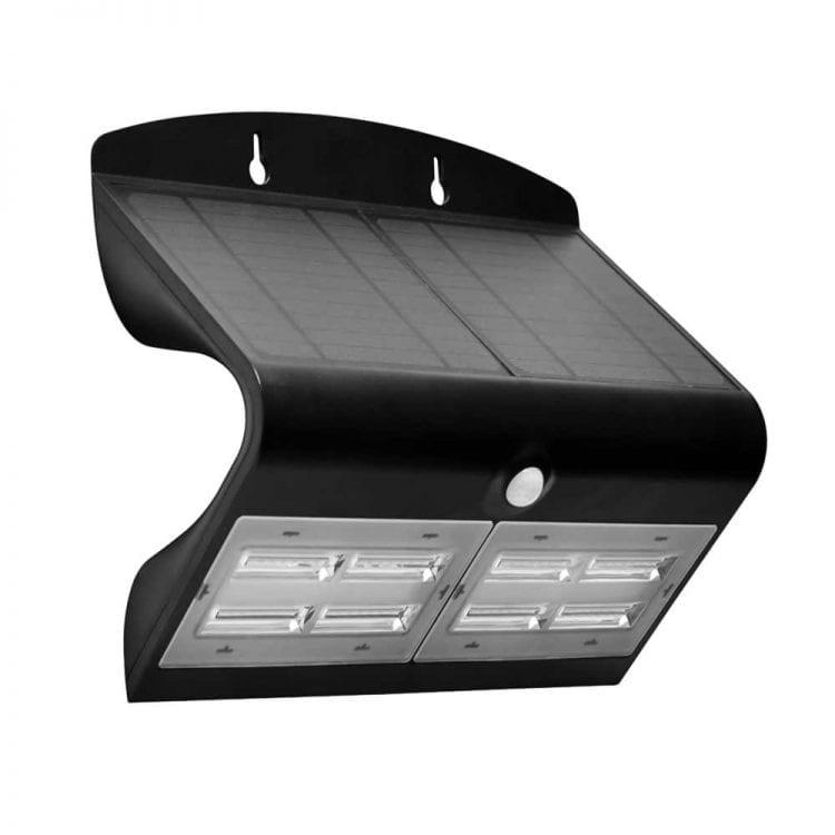 lampada da esterno solare a parete