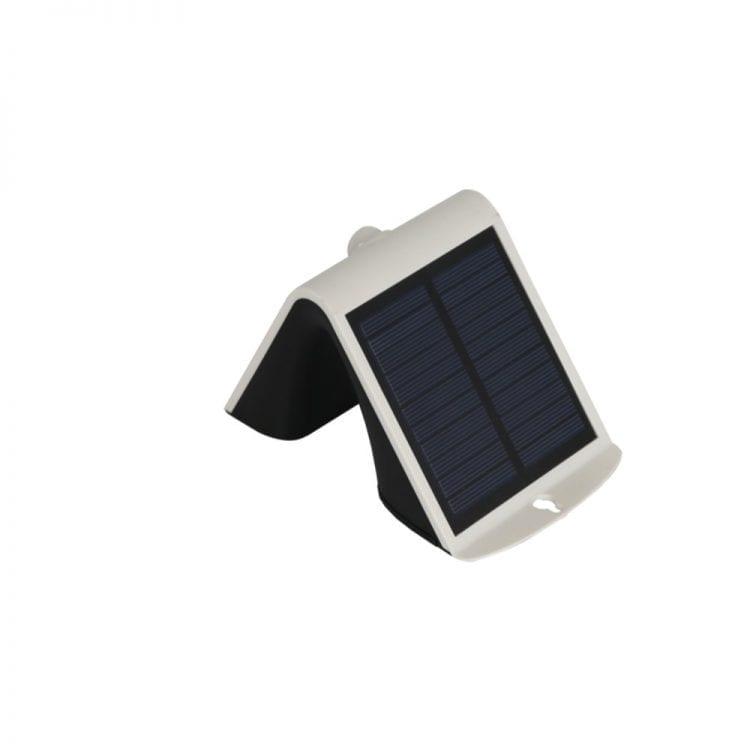 lampada con sensore di movimento a led ad energia solare