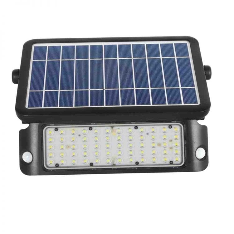 faro led da esterno ad energia solare