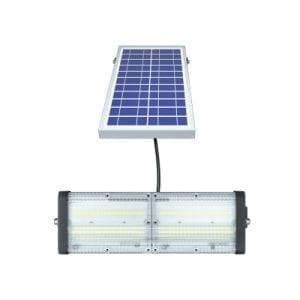 faro ad energia solare da esterno