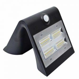lampada ad energia solare da esterno a led