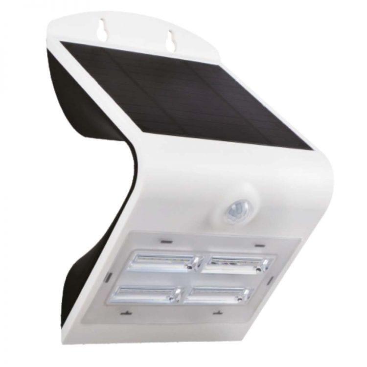 lampada professionale a led ad energia solare