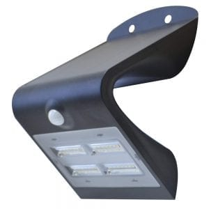 lampioncino solare da esterno a led da muro