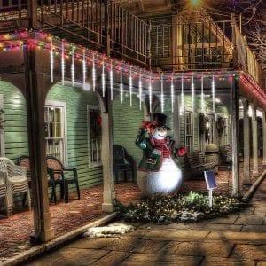 decorazione natalizie e festività
