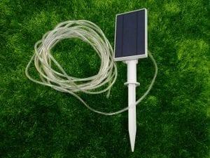 tubo luminoso led per esterno solare