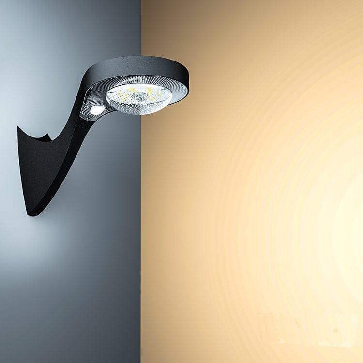applique lampione solare