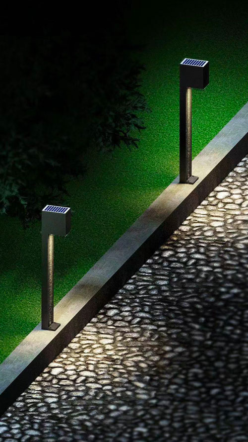 lampioncino solare led