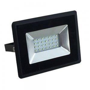 Proiettore led da esterno 20 watt nero 1700 lumen