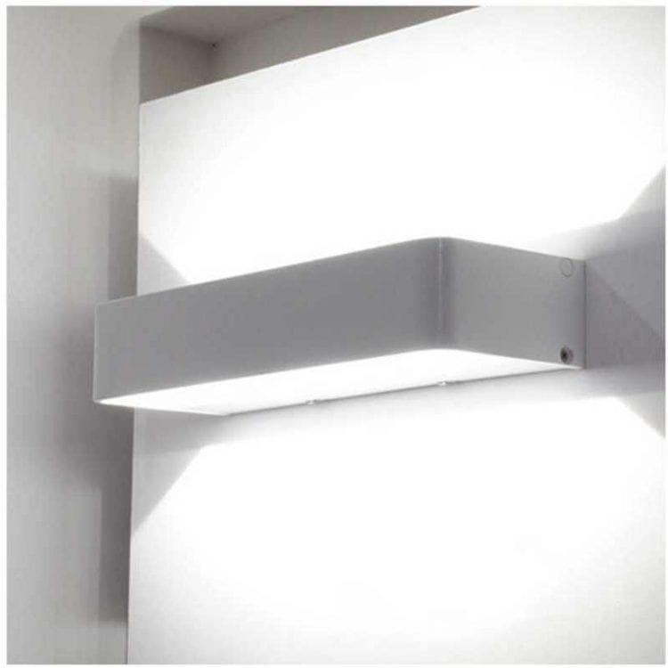 lampada led da parete per esterno