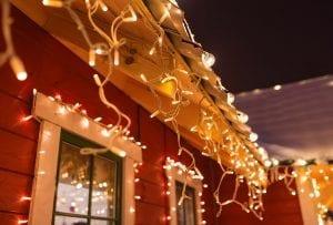 Luci di Natale Energia Solare