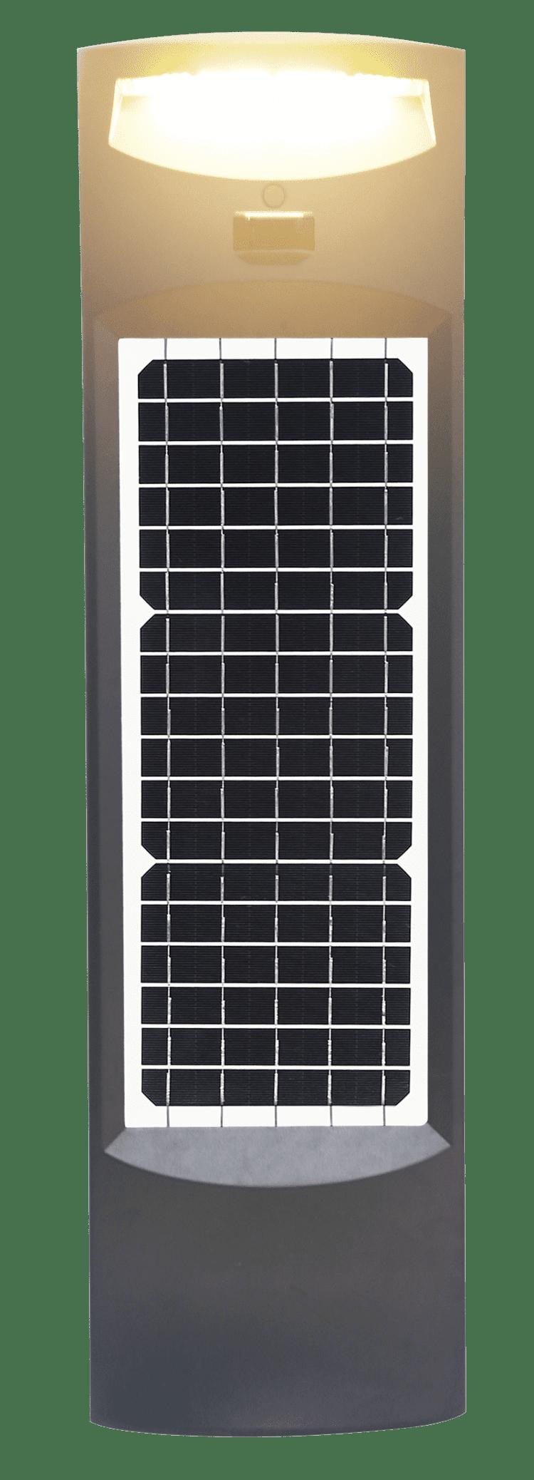 lampioncino ad energia solare
