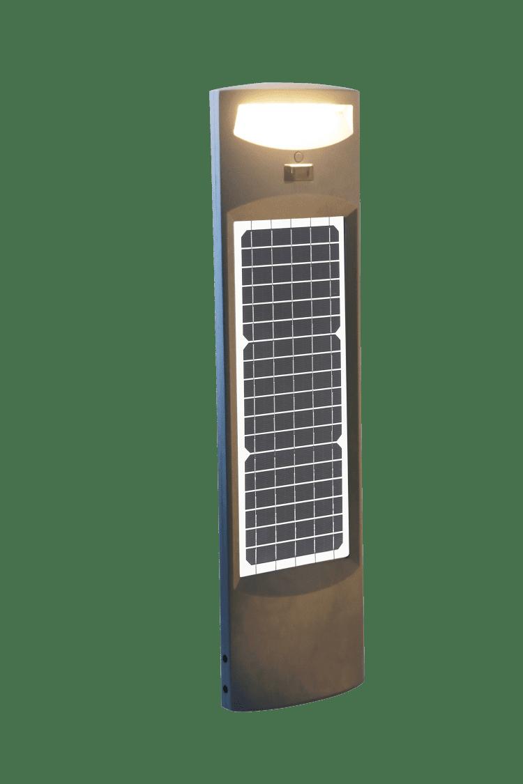 lampioncino ad energia solare da giardino