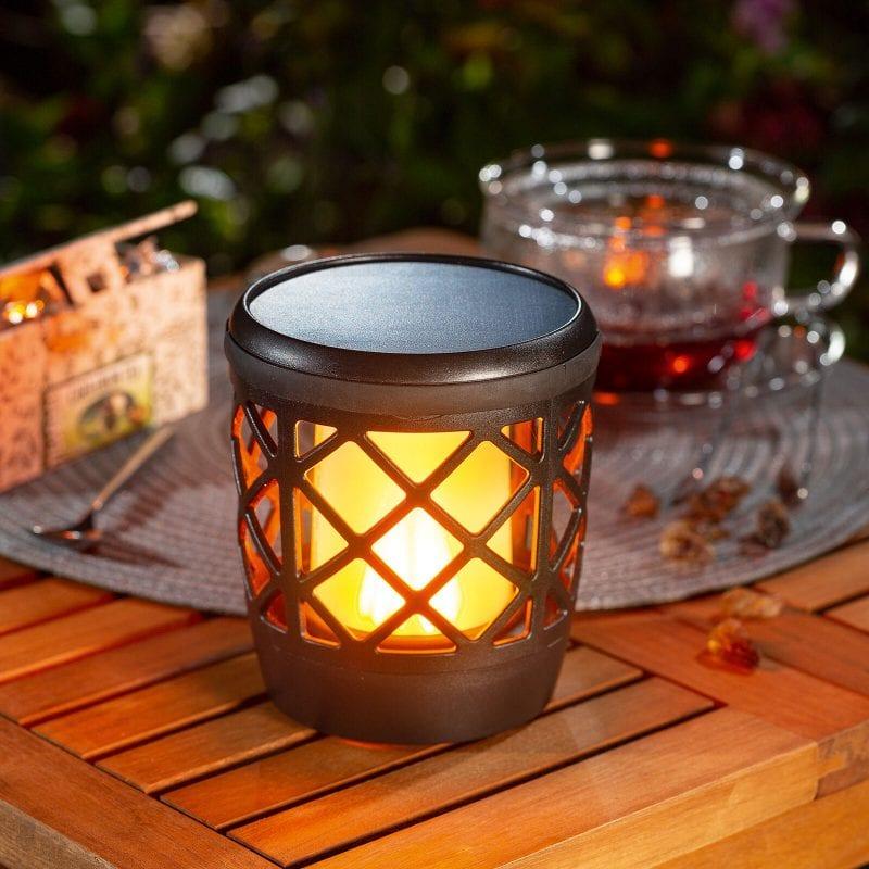 candela solare per tavoli serate estive